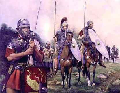 Железная Пехота (Римские легионы)