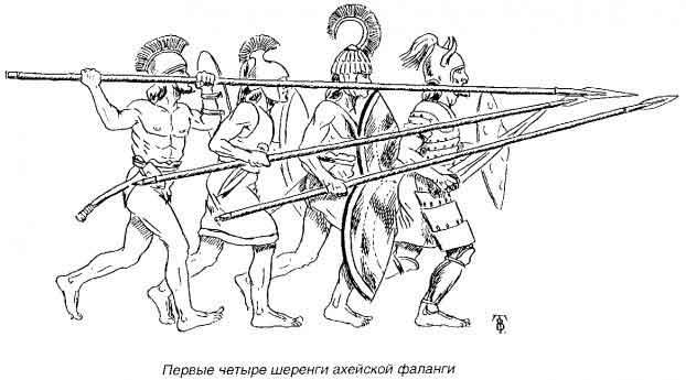 """Ахейские """"рыцари"""""""